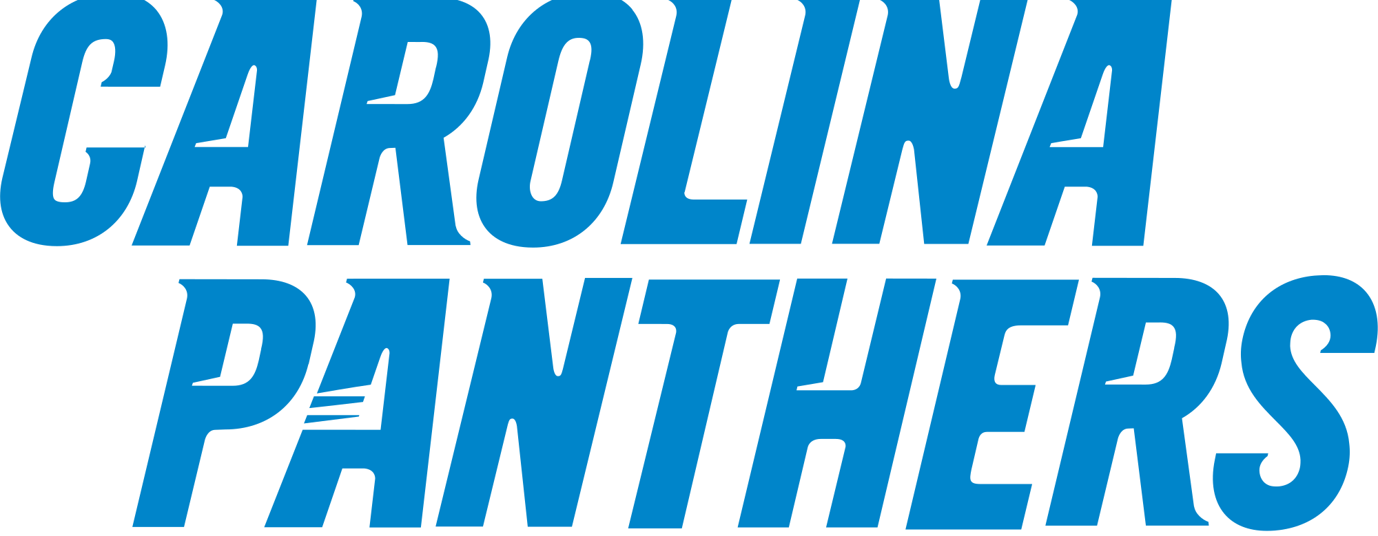 Carolina panthers logo png. File wordmark svg wikimedia