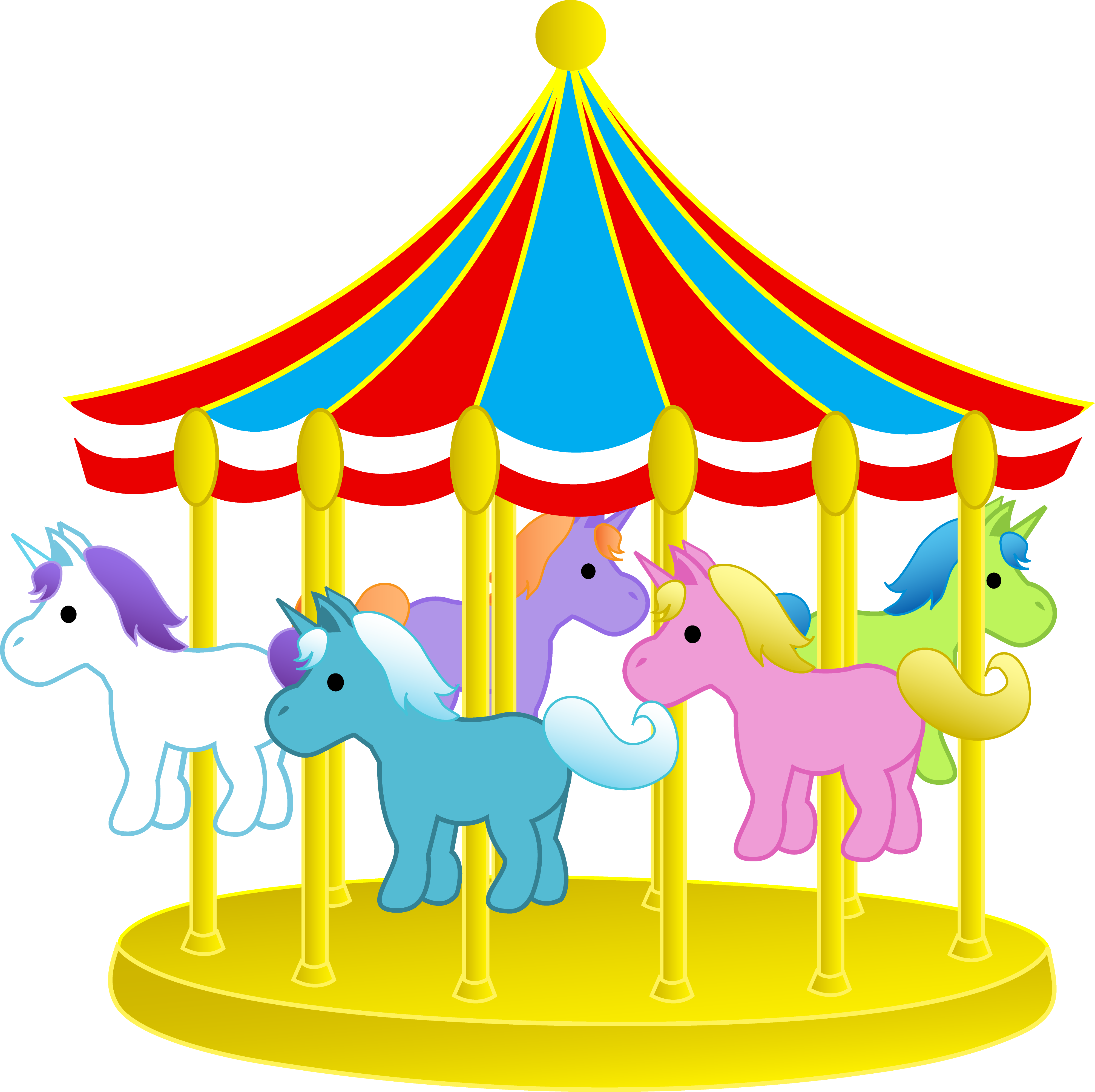 Carousel clipart. Free cliparts download clip