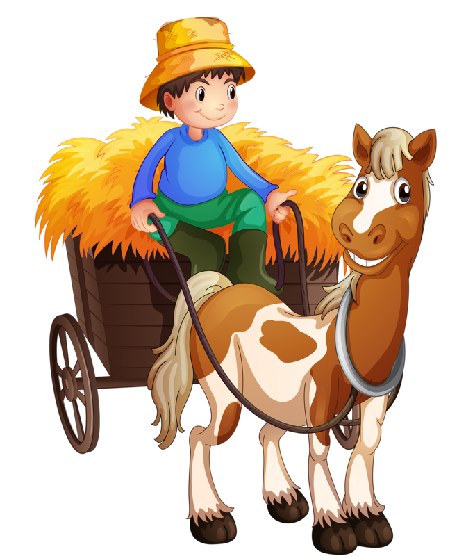 Carriage clipart animated. Horse and at getdrawings