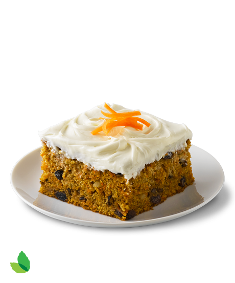 Carrot cake png. Recipe with truv a