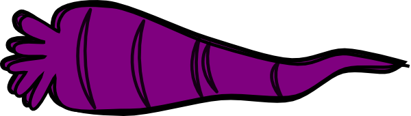 carrots png purple