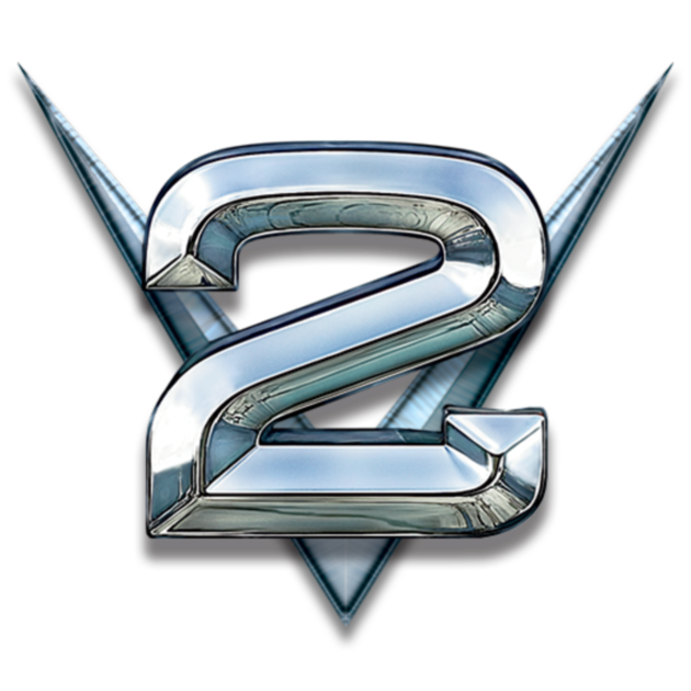 Cars 2 logo png. The video game on