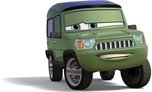 Cars 2 png. Image miles axlerod the