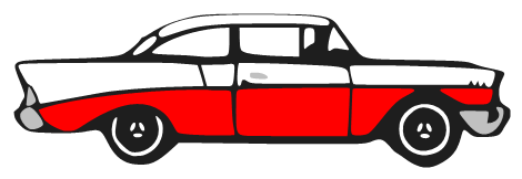 Chevrolet vector 54 drawing