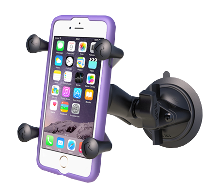 Cars clip cell phone. Ram x grip for