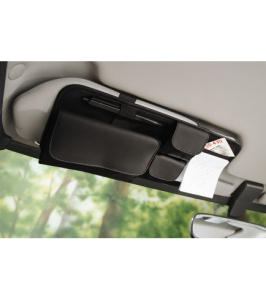 Cars clip visor. Tricks that magically
