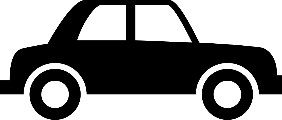 Cars clip wholesale. Silhouette of car at