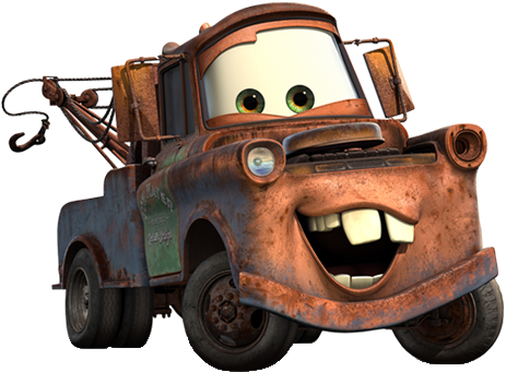 Cars mater png. Image tow c syde