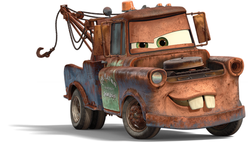 Cars mater png. Image martin tow video