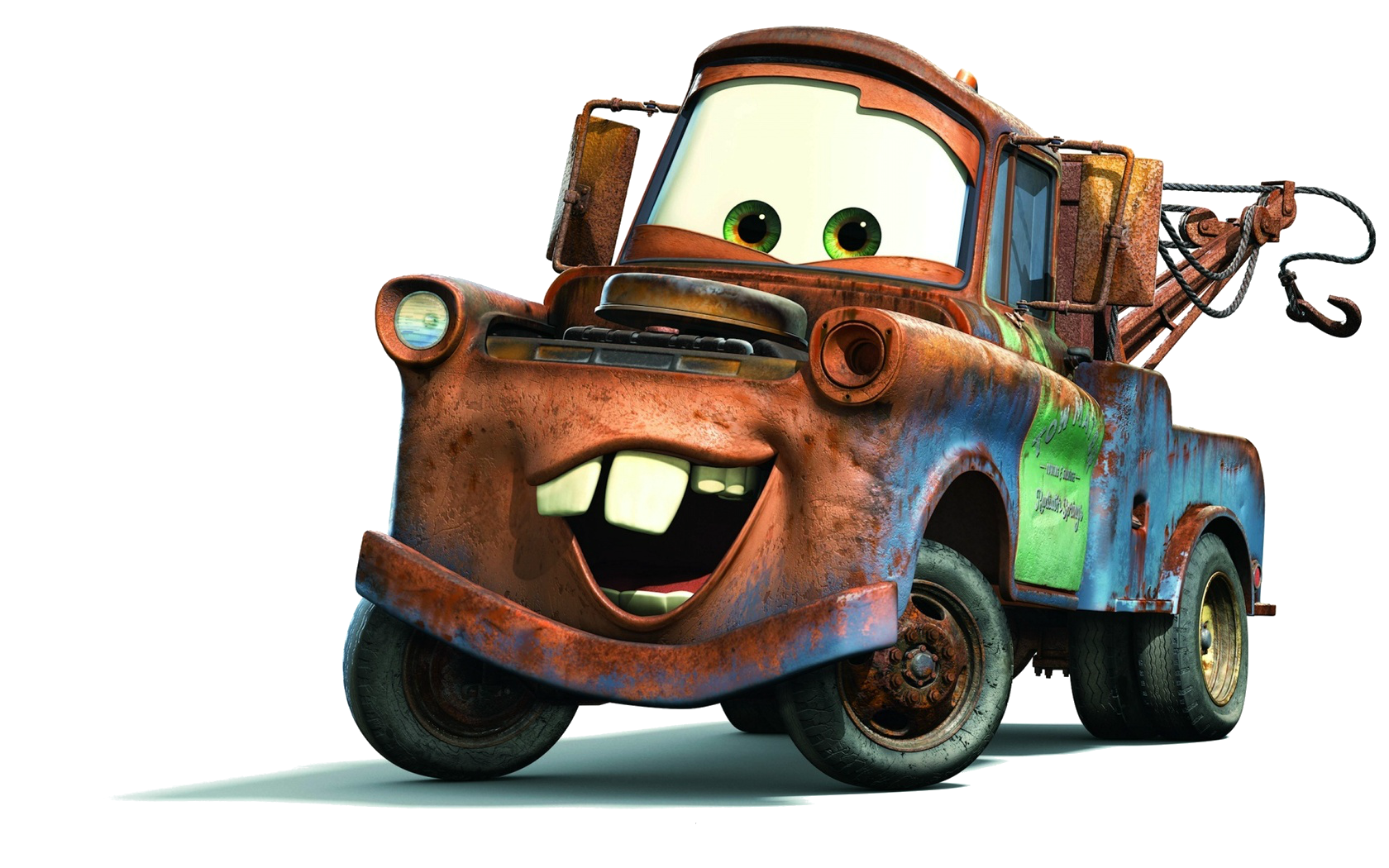 Lightning mcqueen cars cartoon. Mater drawing image transparent