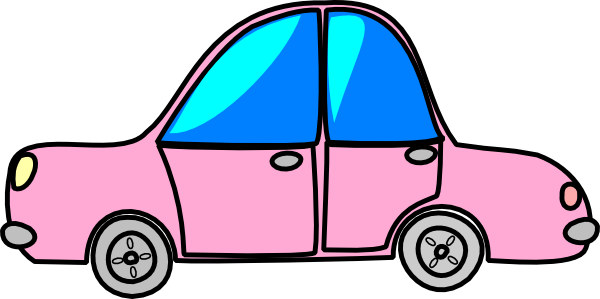 Vector transportation cartoon. Free vehicle cliparts download