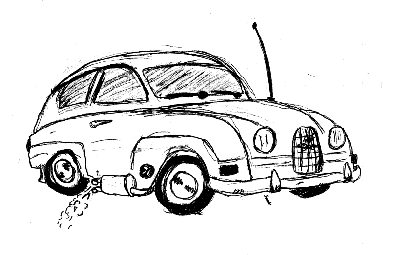 Cars transparent doodle. Drawings megathread drawing are