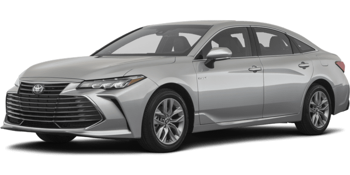 Cars transparent high tech. Toyota avalon prices