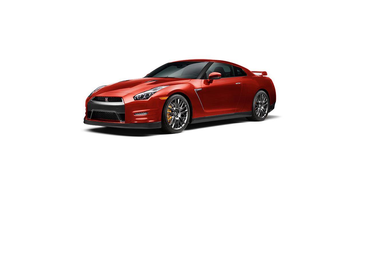Cars transparent skyline. Sports car vector clipart