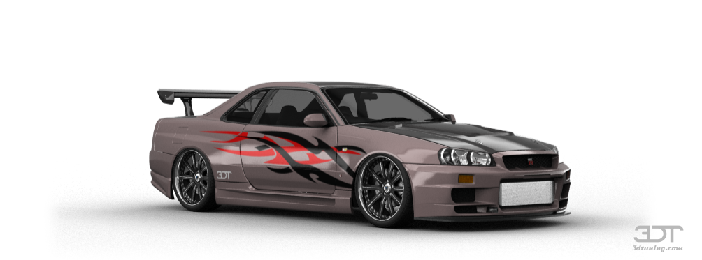Cars transparent skyline. My perfect nissan gt