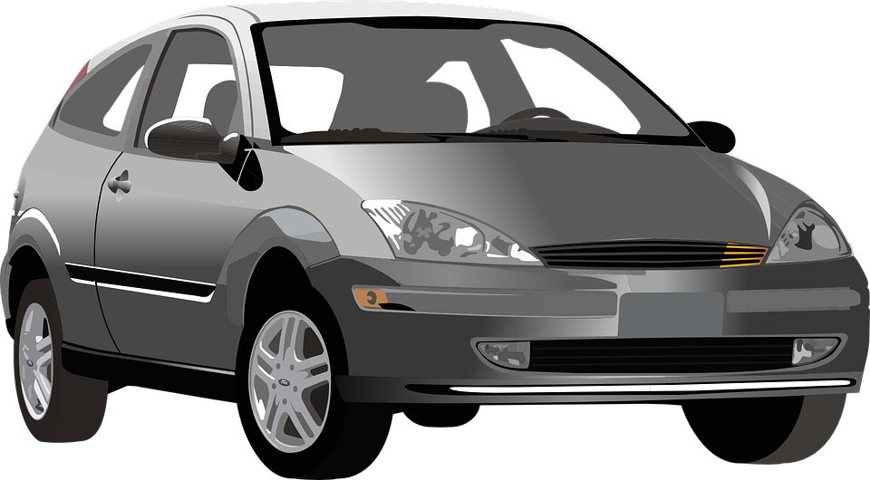 Cars vector png. Vehicles black and white