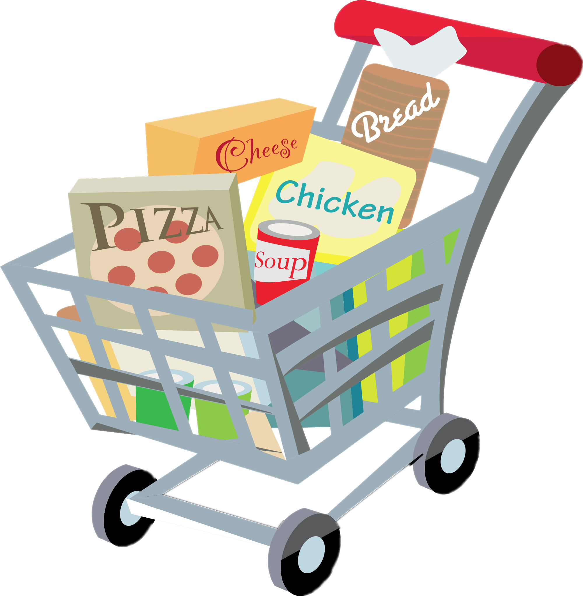 Cart clipart. Shopping transparent png stickpng