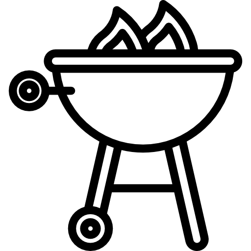 Cart drawing barbecue. Grill at getdrawings com