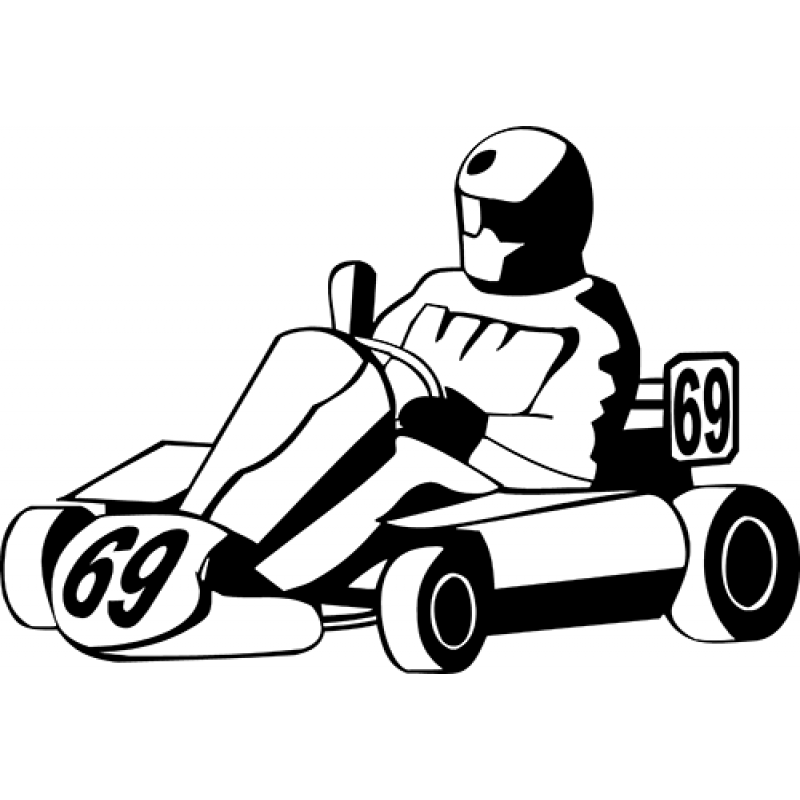 Drawing Racing Funny Transparent Clipart Free Download