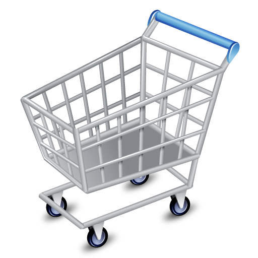 Cart drawing shoping. Shopping icons png vector