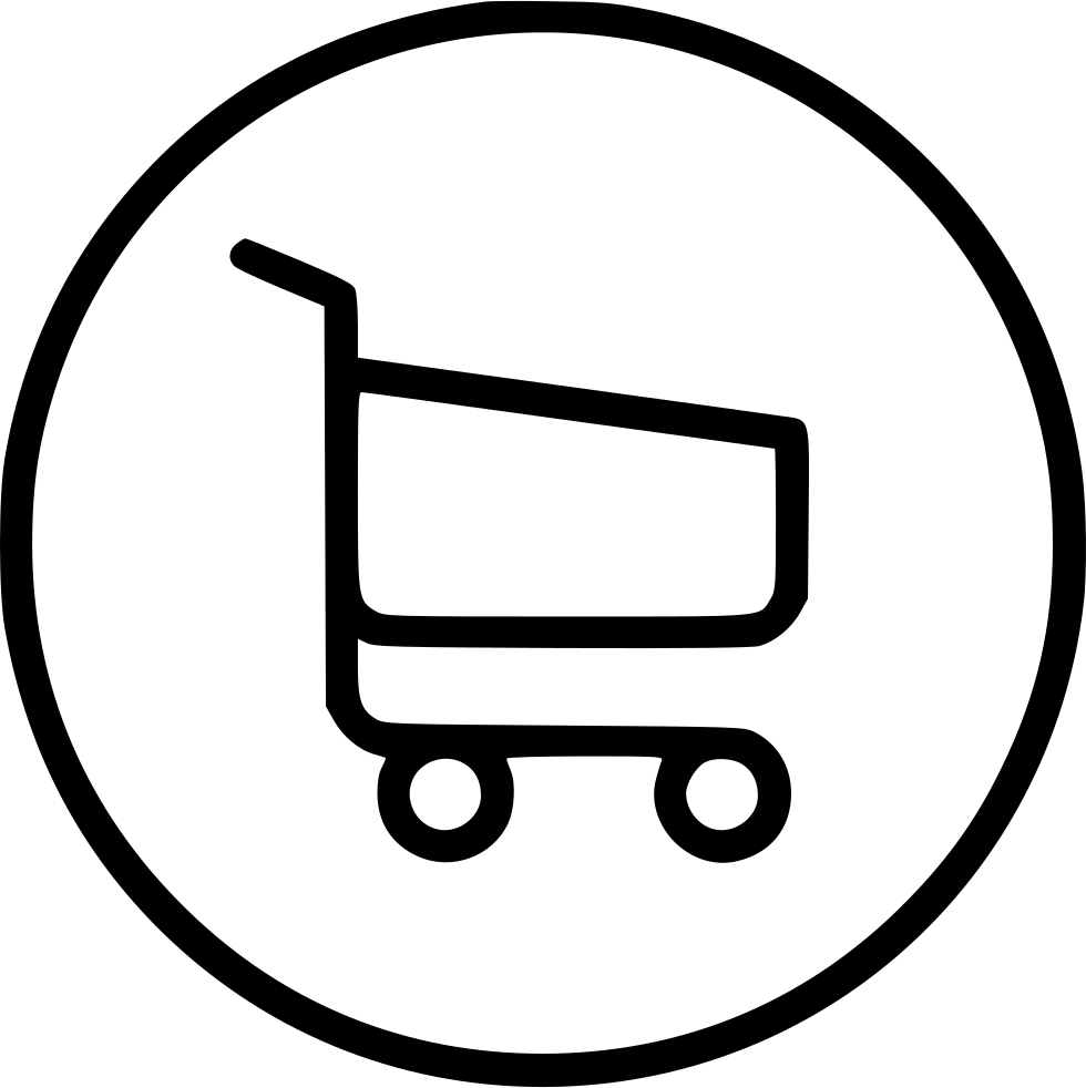 Cart drawing shoping. Shopping ecommerce shop buy