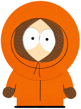 Cartman transparent journal. Kenny mccormick wikipedia