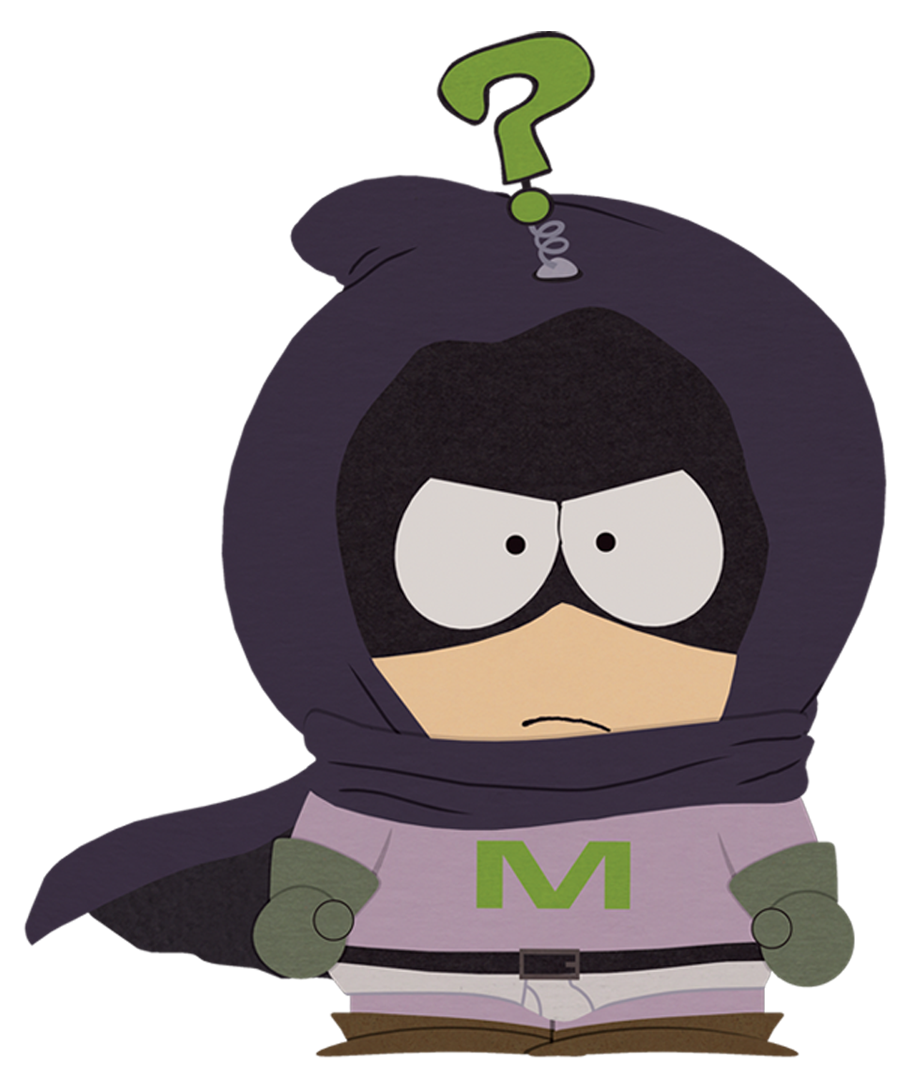 Cartman drawing outline. Image mysterion png south