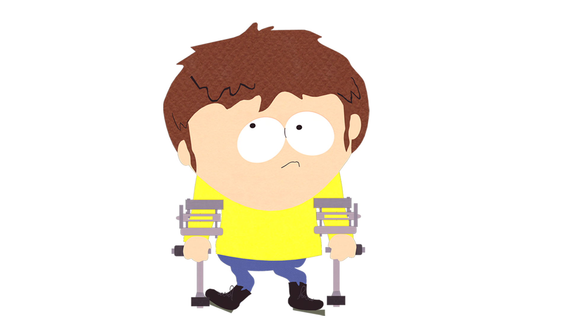 Cartman transparent expression. Jimmy valmer official south