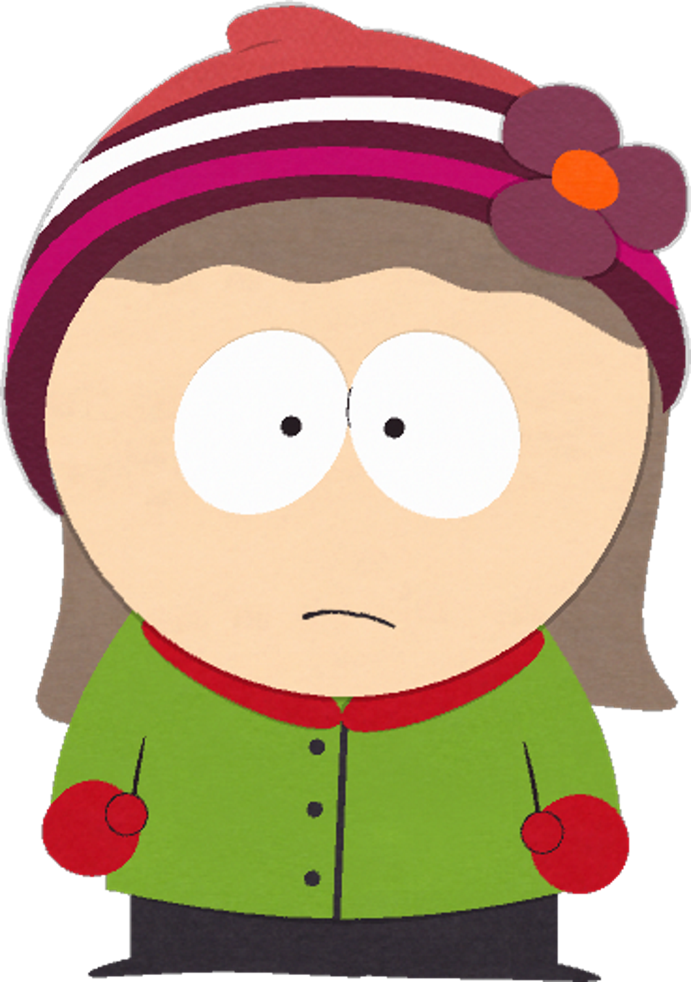 Cartman transparent older. Heidi turner south park
