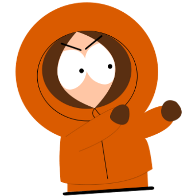Character transparent south park. Png images stickpng kenny