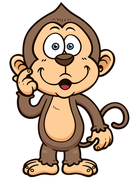 Carton drawing creative. Monkey cartoon png clipart