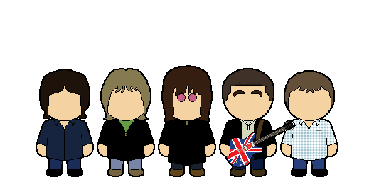 drawing bands animated
