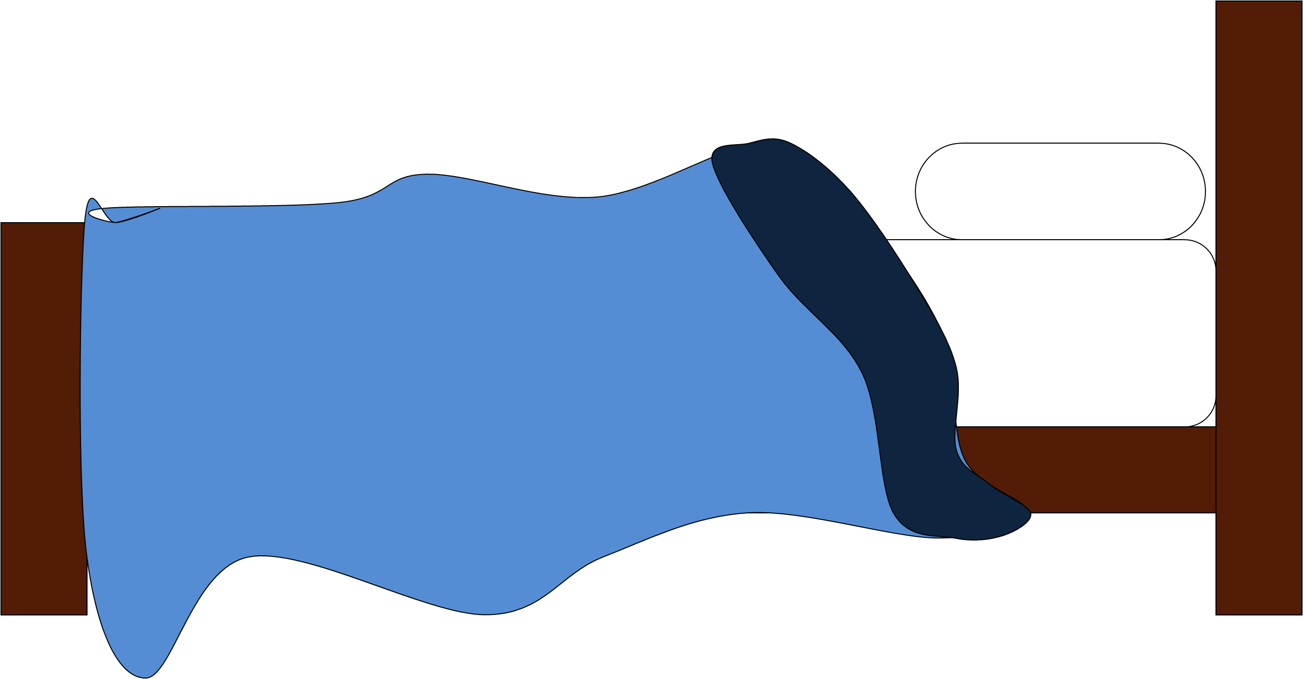 bed side view png