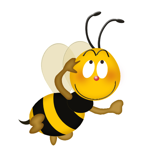 Cartoon bee png. Bees hd transparent images