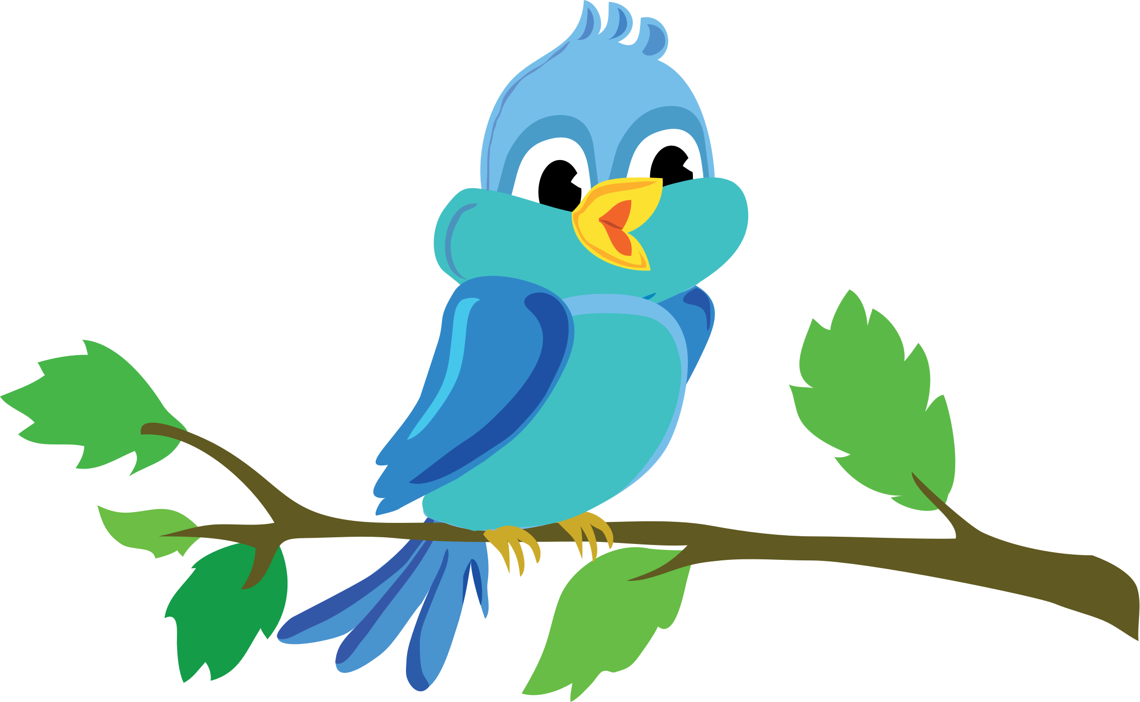 Cute chirping icons free. Cartoon bird png clip art free library