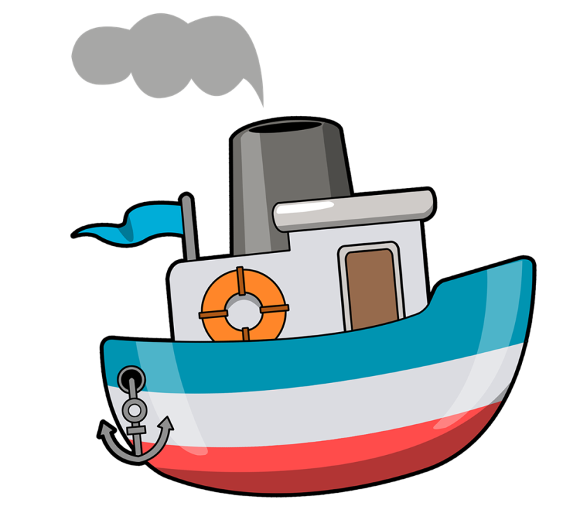 Cartoon ship png. Pictures of boats image