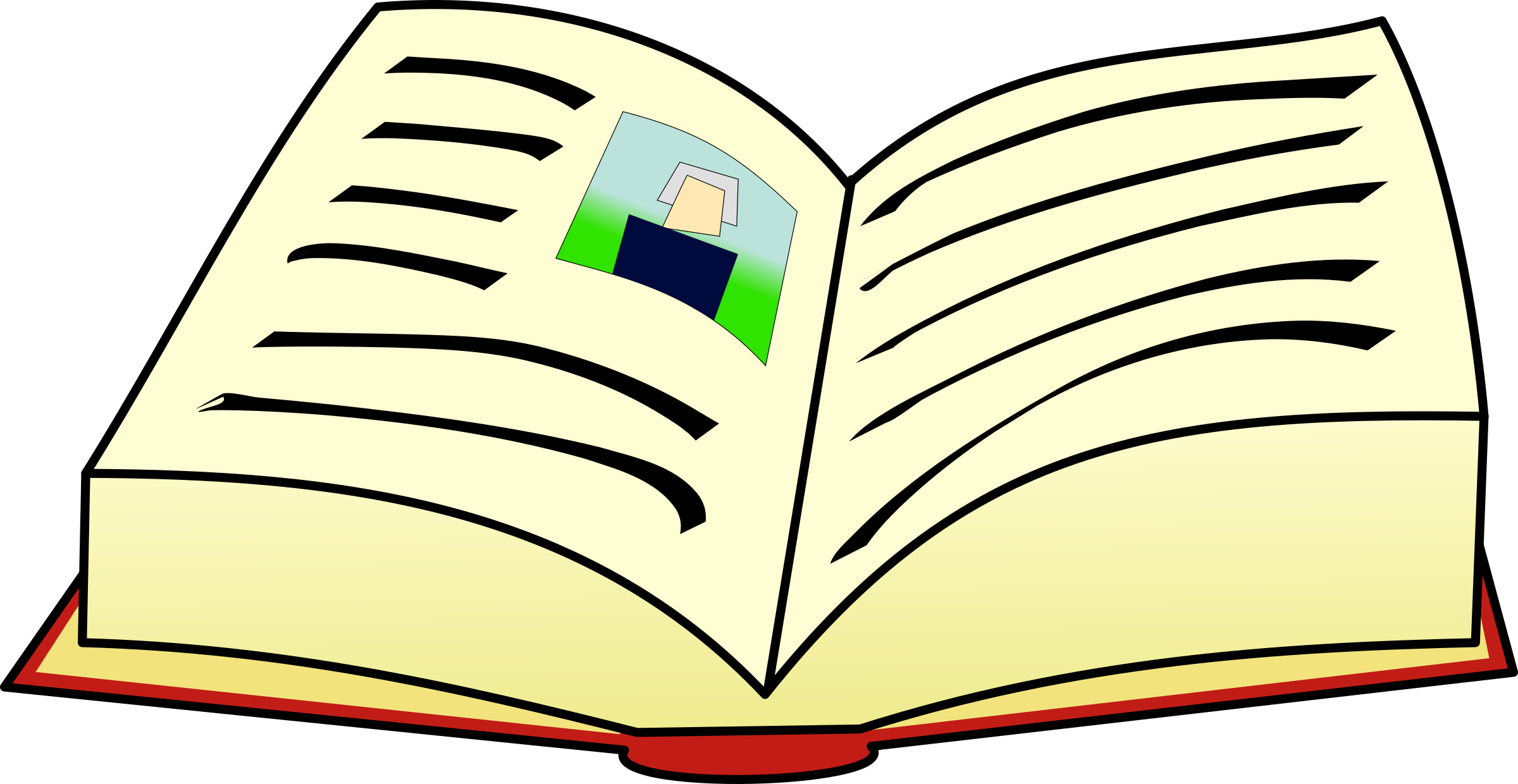 Cartoon book png. Open image