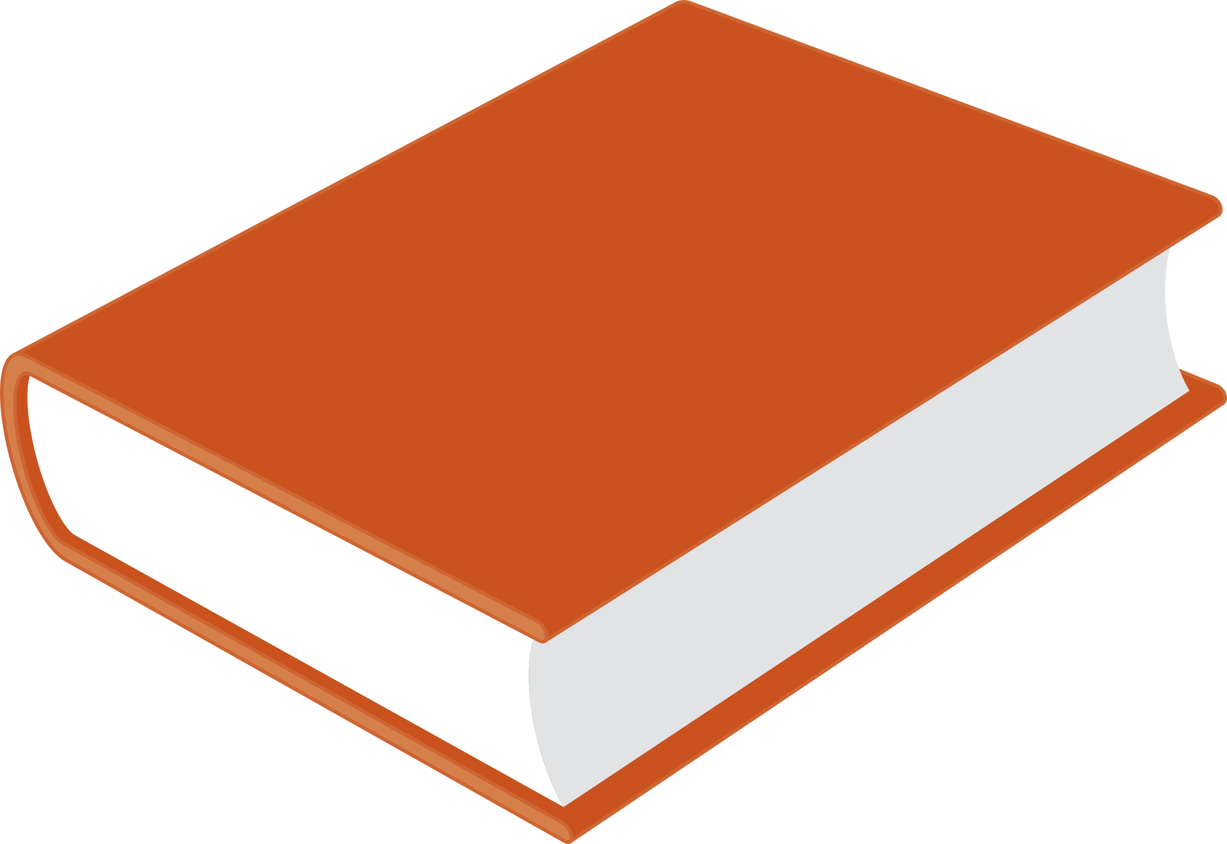 Cartoon book png.