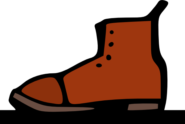 Cartoon boots png. Clothing shoes clip art