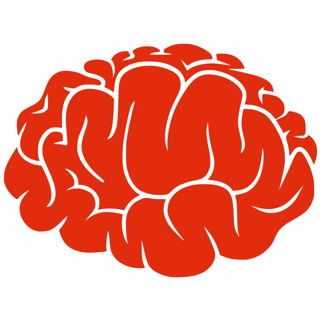 cartoon brain png