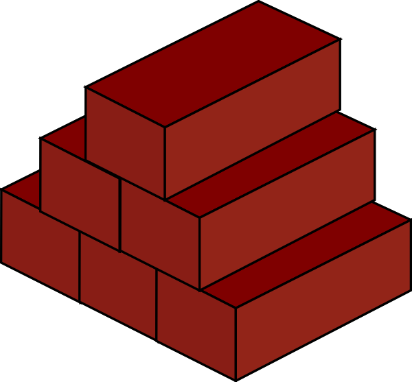 Cartoon brick png. Transparent pictures free icons
