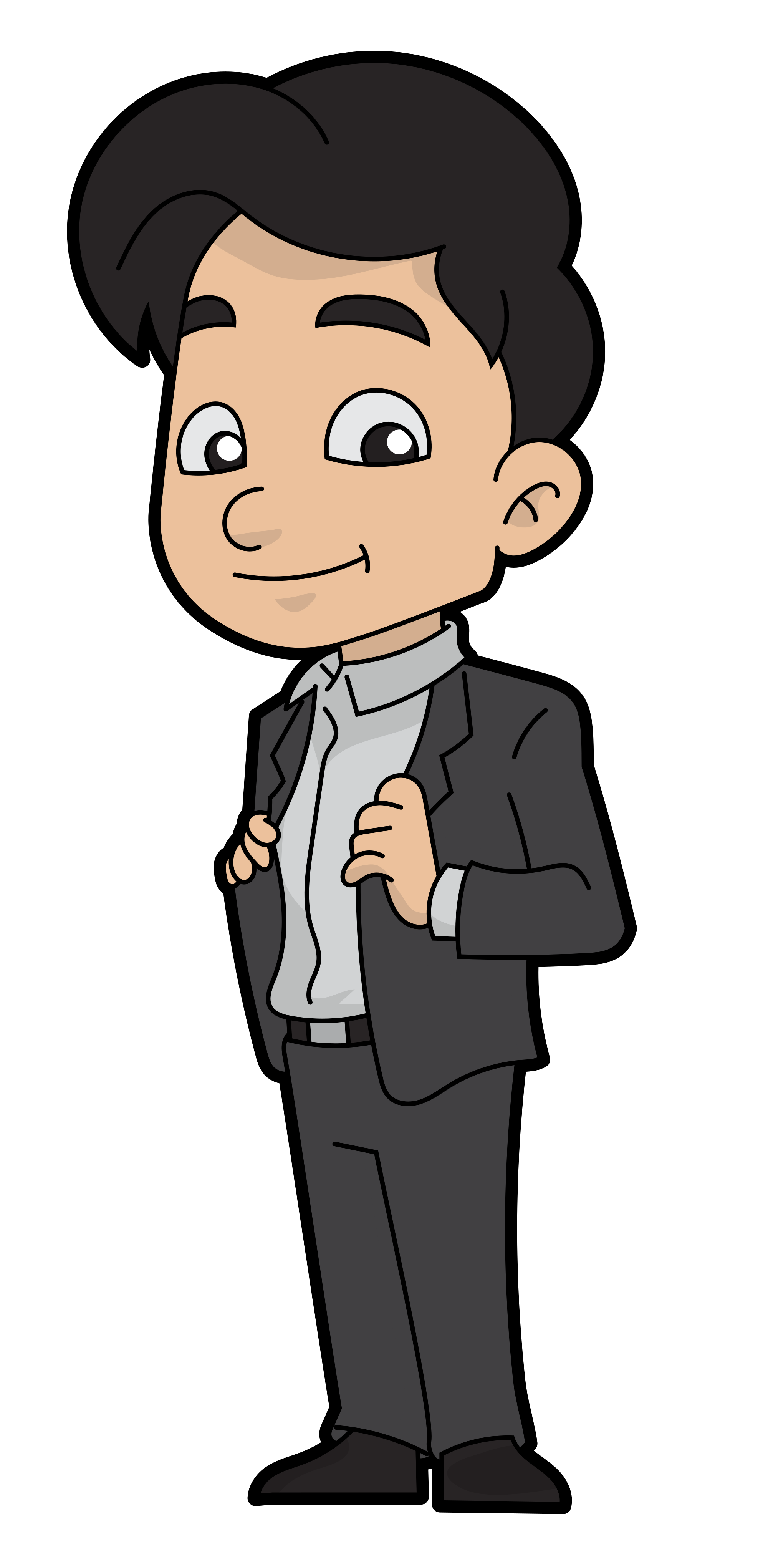 File charming svg wikimedia. Cartoon businessman png graphic freeuse stock