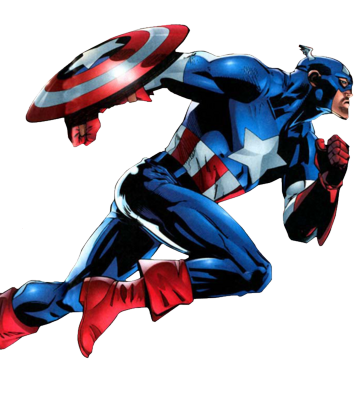 Cartoon captain america png. Official psds share this