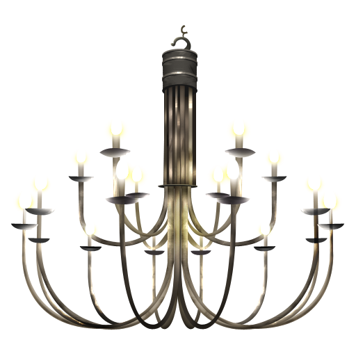 chandelier vector png