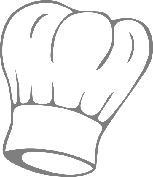 Cartoon chef hat png. Clip art at clkercom