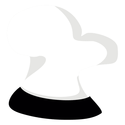 Cartoon chef hat png. Transparent svg vector