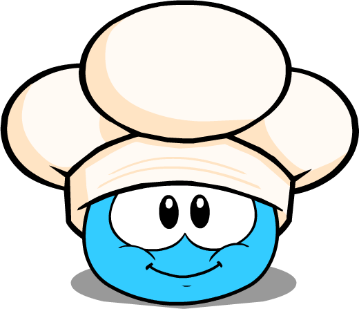 Cartoon chef hat png. Image s in puffle