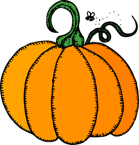Cartoon clipart pumpkin. Clip art at clker