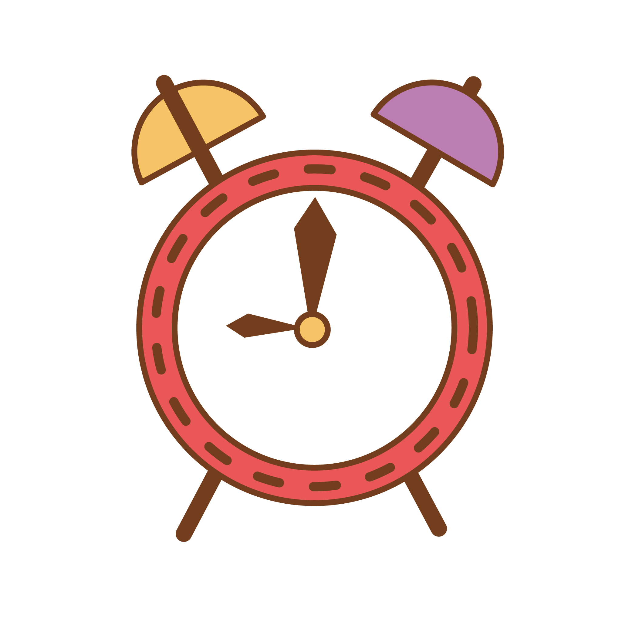 Cartoon clock png. Alarm transprent free download