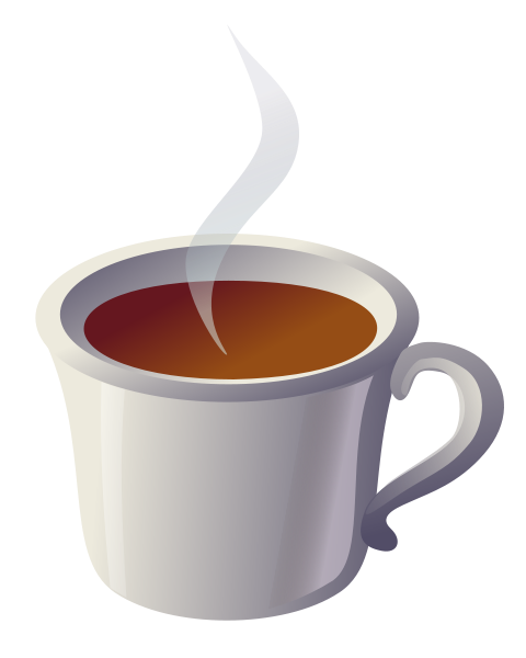 coffee cup png aerial